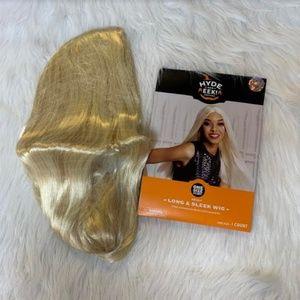 NEW Hyde & Eek Adult Long & Sleek Blonde Wig